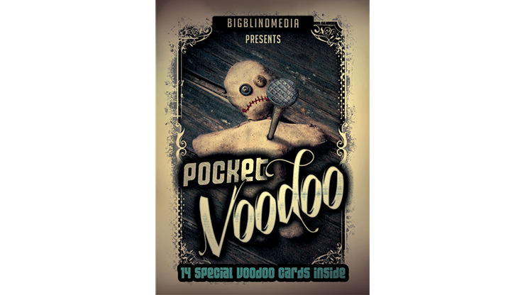 *Pocket Voodoo by Liam Montier