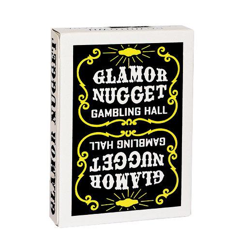 *Glamor Nugget - Black