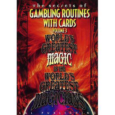 Gambling Routines With Cards Vol. 3 (World's Greatest) - video