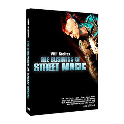 The Business of Street Magic-Will Stelfox