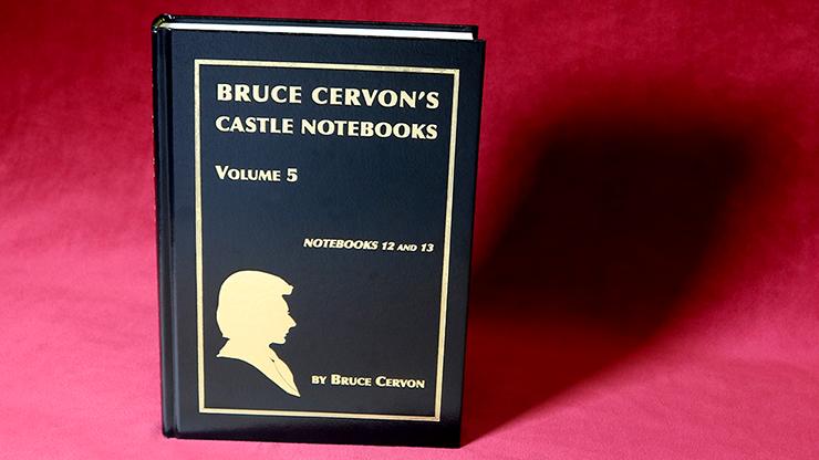 Bruce Cervon Castle Notebook, Vol. 5