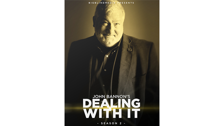 Dealing With It by John Bannon DVD
