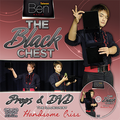 The Black Chest by Handsome Criss & Taiwan Ben Magic
