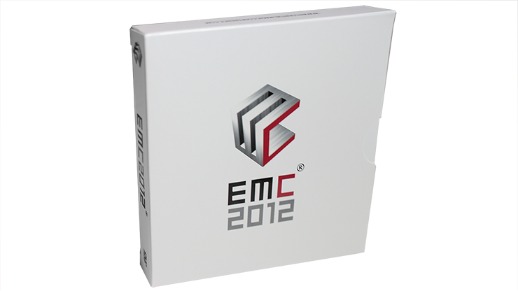 EMC2012 DVD Boxed Set (8 DVDs) by EMC