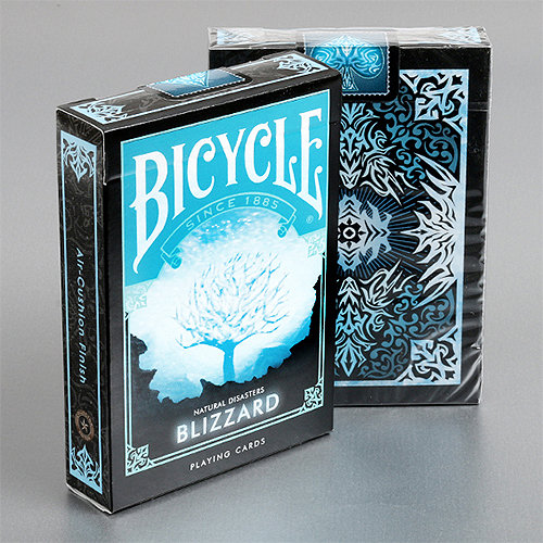 *Bicycle - Natural Disasters - Blizzard