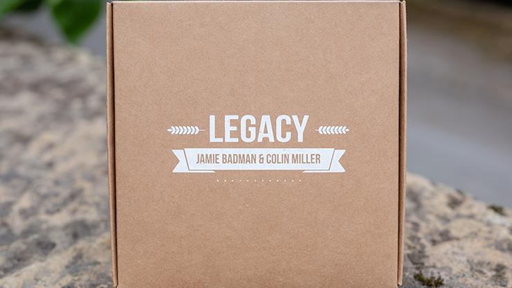 *Legacy V2 by Jamie Badman & Colin Miller