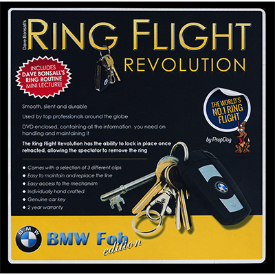 Ring Flight Revolution (BMW) by David Bonsall & PropDog