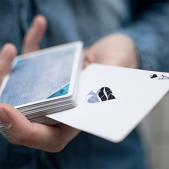 *Handshields Jeans Edition Playing Cards