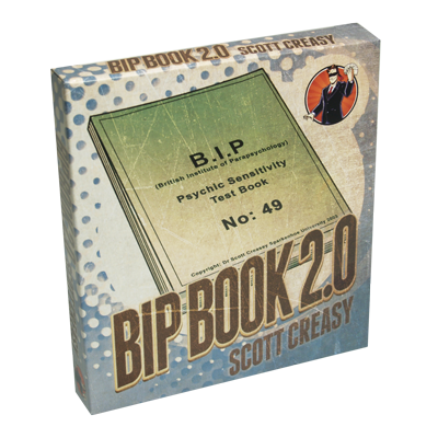 *BIP Book 2.0 by Scott Creasey
