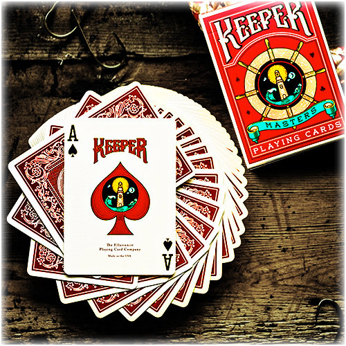 *Keeper Deck - Red
