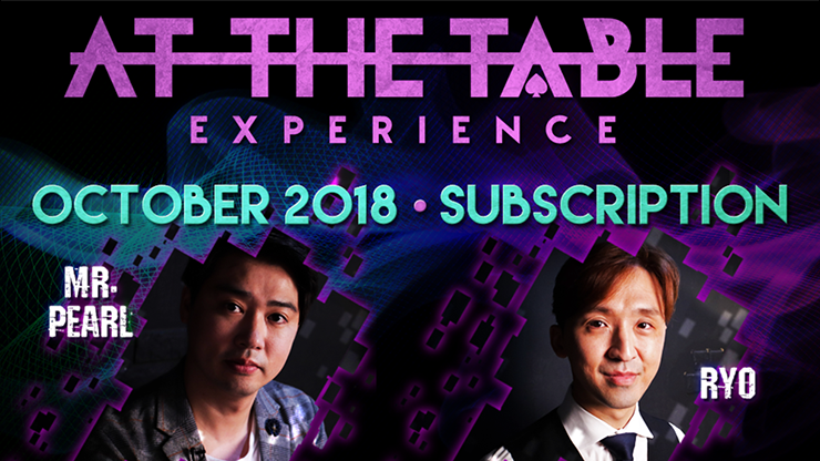 At The Table October 2018 Subscription video