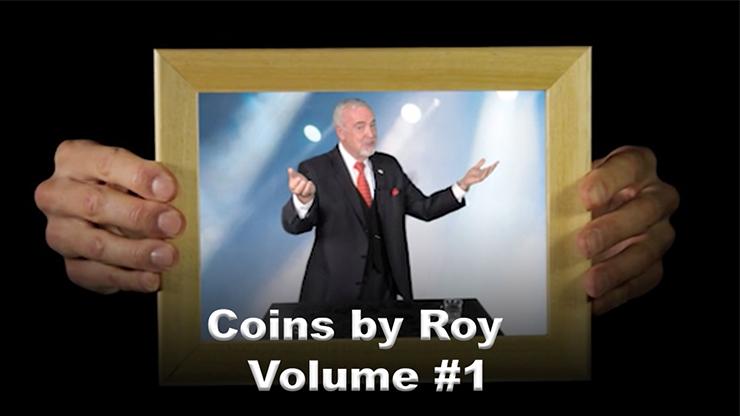 Coins-Roy Volume 1 eBook & video-Roy Eidem Mixed Media