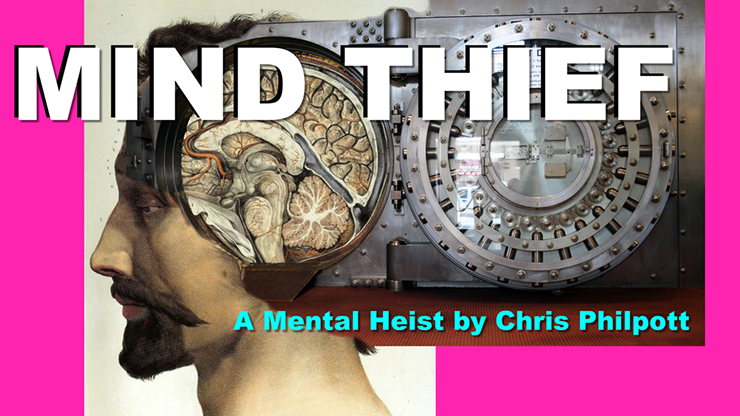 *Mind Thief by Chris Philpott