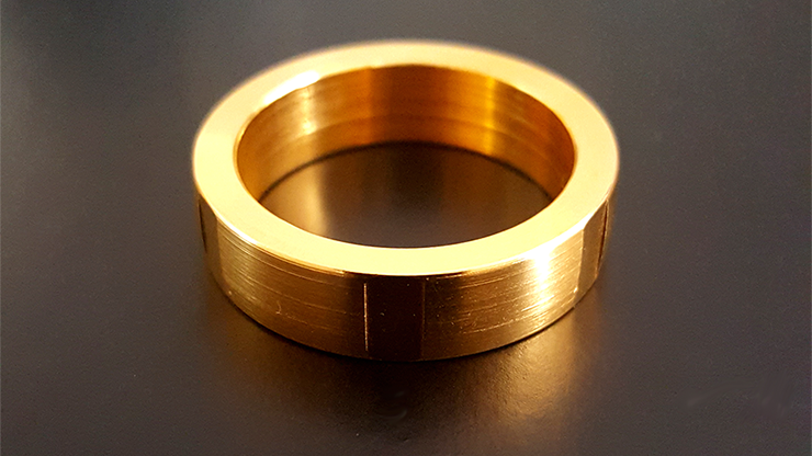 Joe Porper's Wedding Band Ellis Ring v 2.0