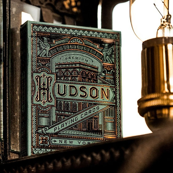*Hudson Playing Cards