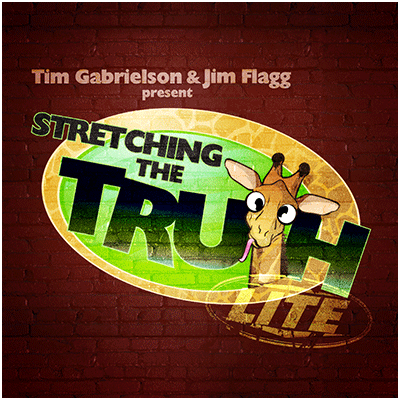 Stretching The Truth Lite by Tim Gabrielson