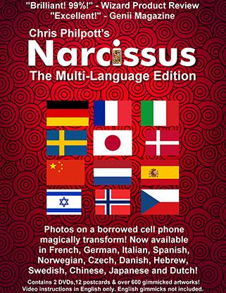 *Narcissus (Multi-Language) by Chris Philpott