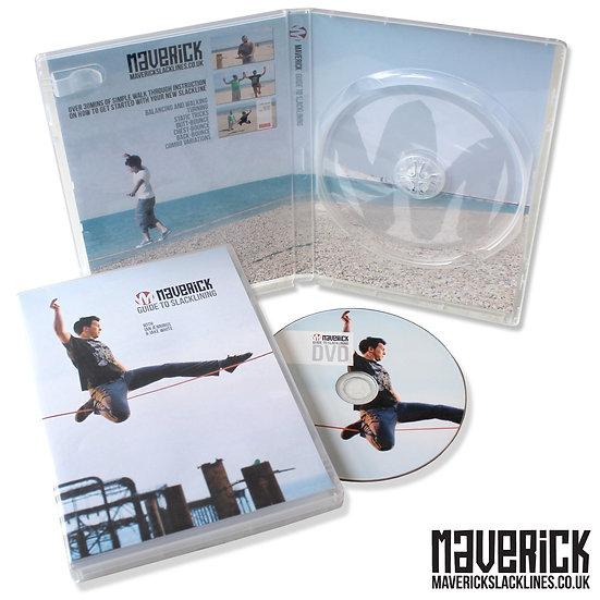Maverick Slack Line DVD