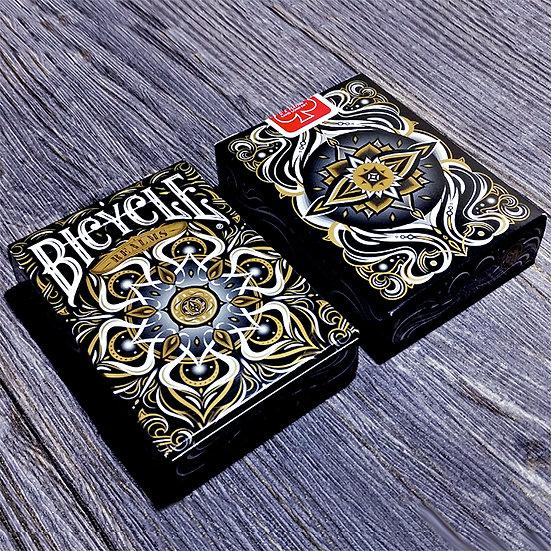 *Bicycle - Realms Black deck