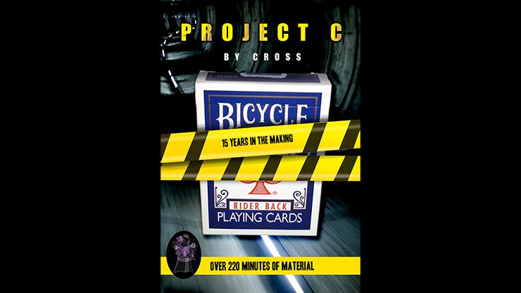 Project C-Cross video