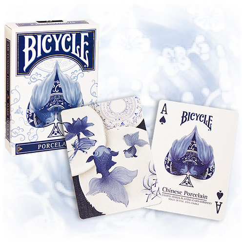 *Bicycle - Porcelain