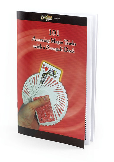 101 Tricks with a Svengali (long and short) Deck