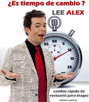 Time for a Change (SPANISH Version)-Lee Alex eBook