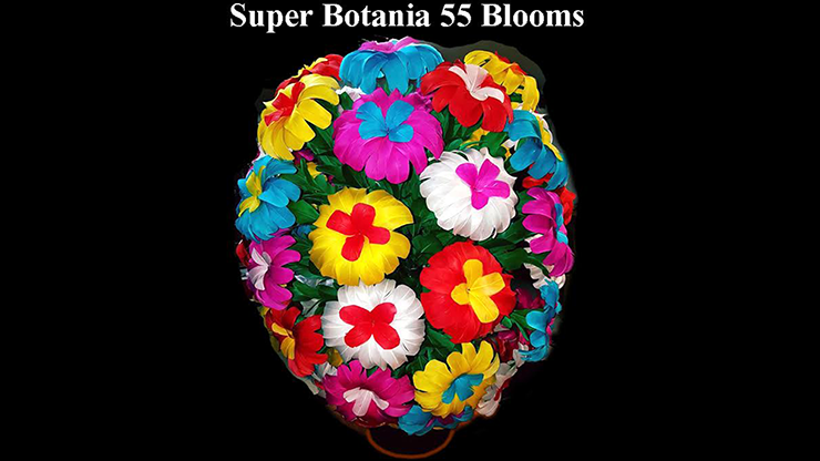 Super Botania 55 Blooms by Tora Magic