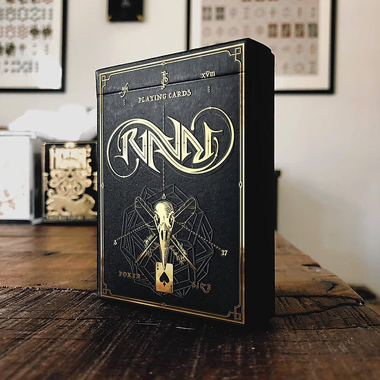 *Ravn Eclipse Playing Cards
