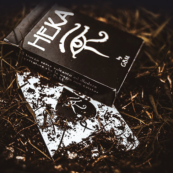 *Heka Playing Cards by Gabriel Borden