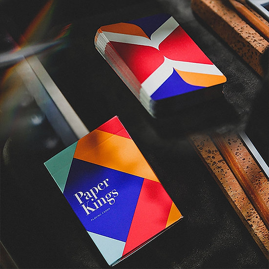 *Paper King Playing Cards - Standard