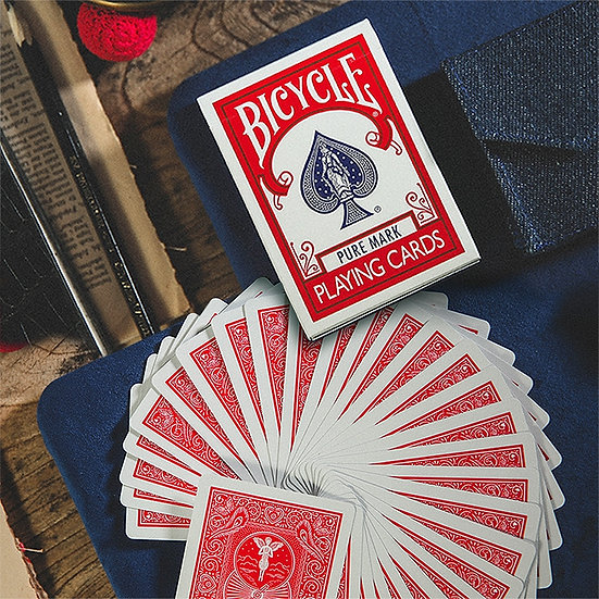 *Bicycle - Pure Marked Playing Cards