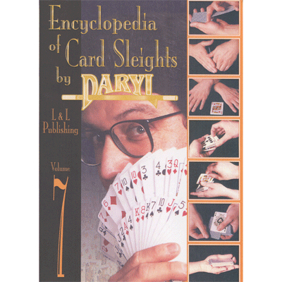 Encyclopedia of Card Sleights Volume 7-Daryl Magic video