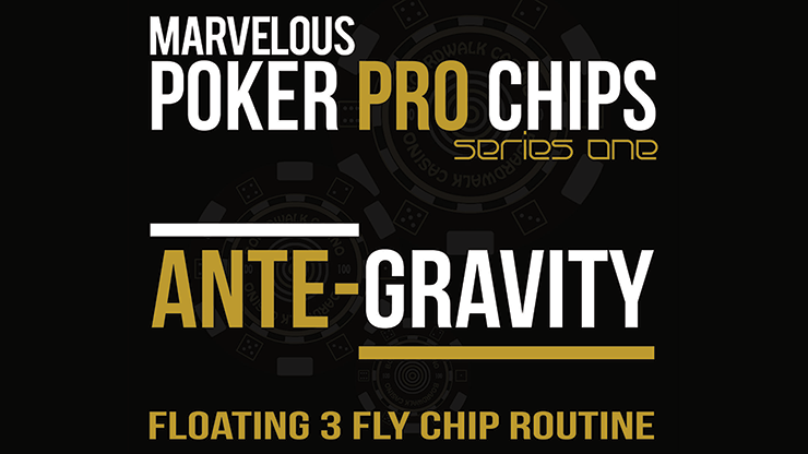*Ante Gravity - Floating 3 Fly Chip Routine by Matthew Wright
