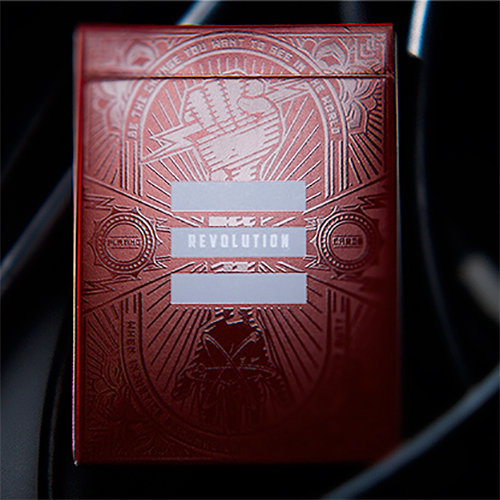 *Revolution Playing Cards