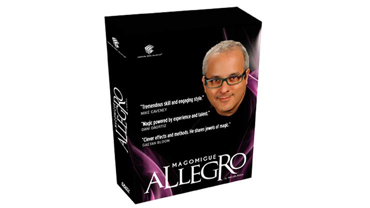 Allegro by Mago Migue & Luis De Matos