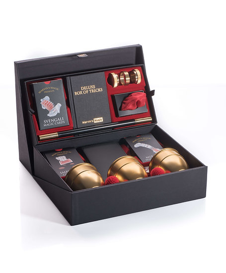 Marvin's Magic - Deluxe Box of Tricks