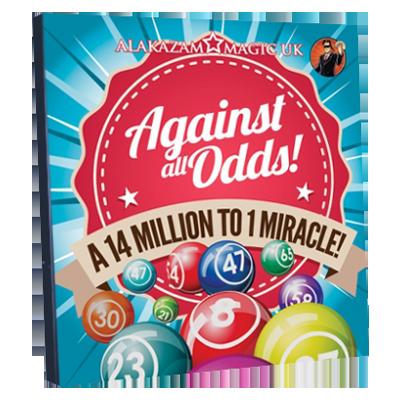 *Against all Odds by Alakazam Magic