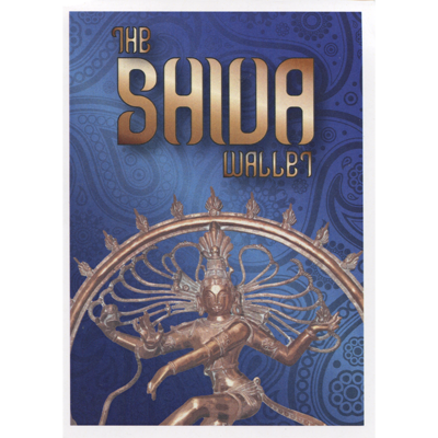 The Shiva Wallet by Anthony Miller