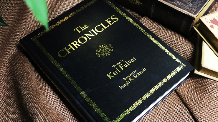 Chronicles Deluxe (Signed & Numbered) by Karl Fulves