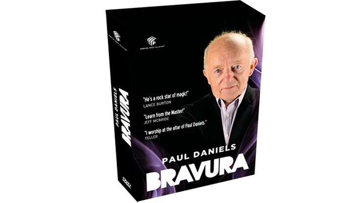 Bravura by Paul Daniels & Luis de Matos