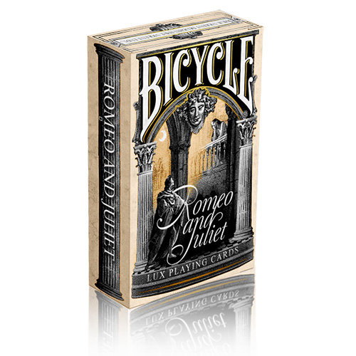 *Bicycle - Romeo and Juliet - White case