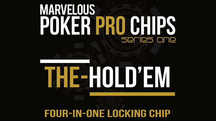 *The Hold'Em Chip by Matthew Wright