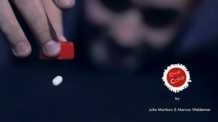 Chop Coke by Julio Montoro Marcos Waldemar