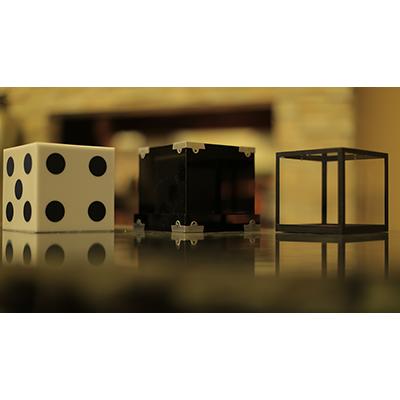 Crystal Cube to Rubik & Dice by Tora Magic