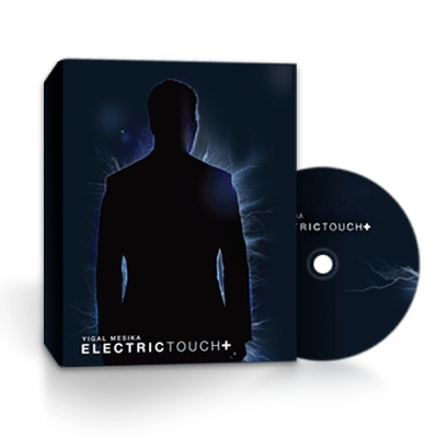 Electric Touch+ (Plus) DVD & Gimmick by Yigal Mesika