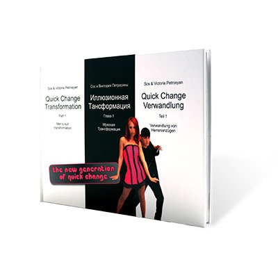 Quick Change Transformation by Sos & Victoria Petrosyan