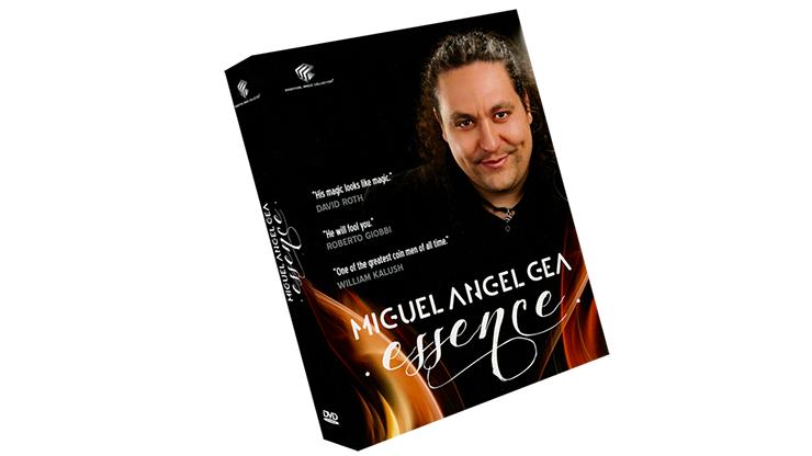 Essence (4 DVD Set) by Miguel Angel Gea & Luis De Matos