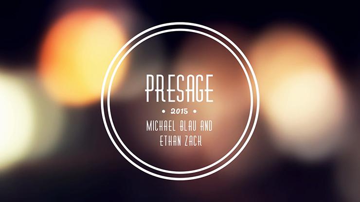 Presage-Ethan Zack & Michael Blau - video