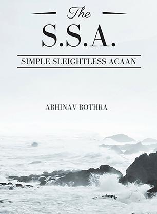 Simple Sleightless ACAAN-Abhinav Bothra Mixed Media